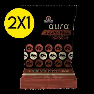 Sugarless Aura Chocolate