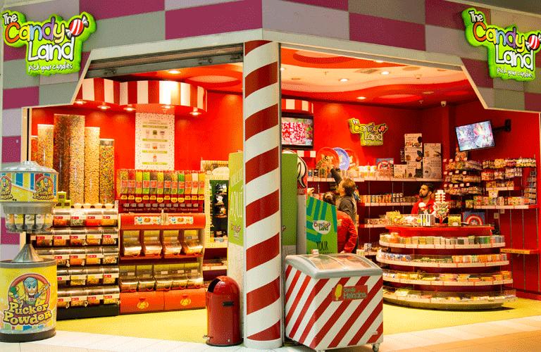 Las mejores marcas y dulces de todo el mundo estan acá!