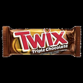 Chocolate Twix Triple Chocolate